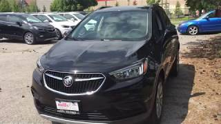 2019 Buick Encore AWD 1.4L Turbocharged  Black Oshawa ON Stock #190034