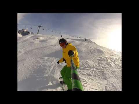 GoPro Hero 2 Snowboard FreeRide Holidays