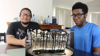 """ice Cream Lasagna"" Reaction!!!!"