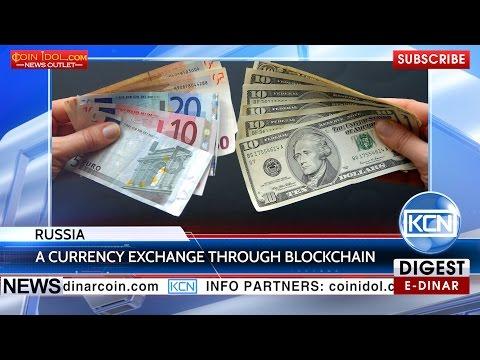 KCN: Exchange through blockchain: Sberbank Russia