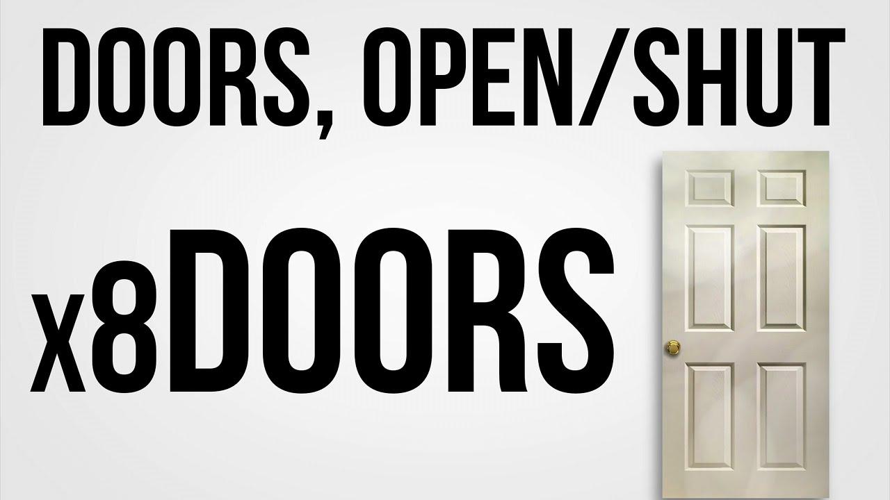 sc 1 st  YouTube & Door Opening/Closing - Royalty Free SFX - YouTube
