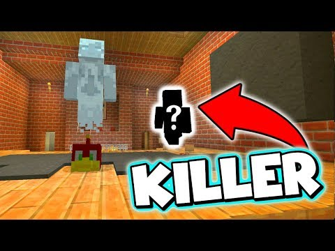 HOW TO FIND THE KILLER IN MINECRAFT MURDER MYSTERY ?