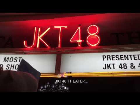 [JKT48 theater] Happy Sunday in Jakarta! ジャカルタJKT48シアター