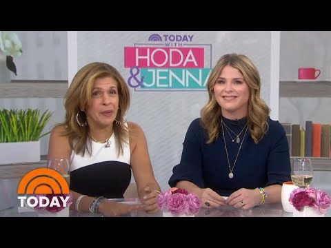 Hoda And Jenna Talk About Their Kids' Taste In Music | TODAY