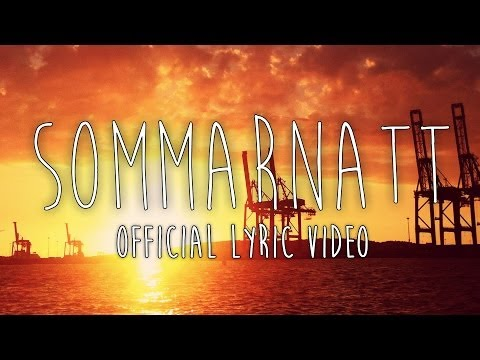 Gmx - Sommarnatt (Official Lyric Video)