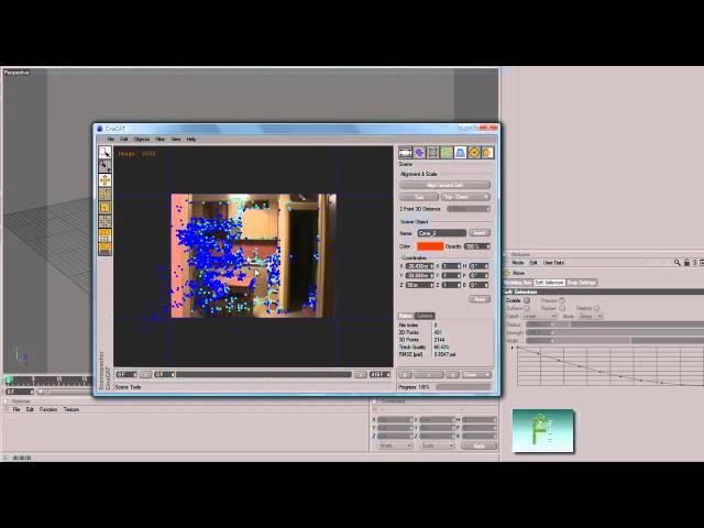 TUTORIAL C4D - PLUG IN CINECAT - VidInfo