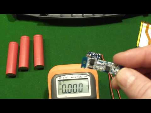 KeepPower Protected Li-ion 800mAh 14500 ICR Rechargeable Battery - 3.7V from YouTube · Duration:  8 minutes 31 seconds