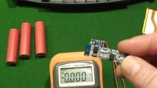 HOW TO: Use Lithium 3.7v batteries in small Arduino projects.