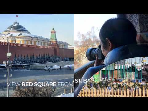 Moscow Winter Photo Tour with Soichi Hayashi (Japan) on Jan 25, 2018