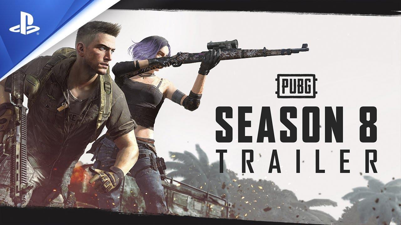 PlayerUnknown's Battleground | Season 8 Gameplay Trailer | PS4