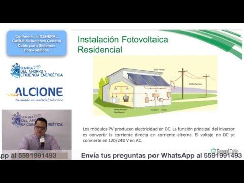 Soluciones para sistemas fotovoltaicos General Cable