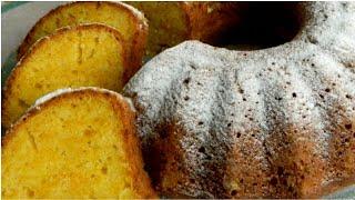 Ароматный, Сытный и Вкусный 🎃 Тыквенный кекс