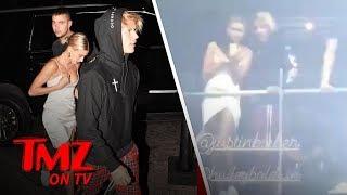Bieber And Hailey Baldwin A Thing AGAIN?! | TMZ TV