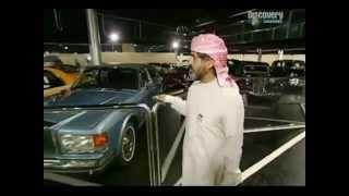 Самый апупеный ГАРАЖ в МИРЕ арабского шейха- 200 авто.mp4