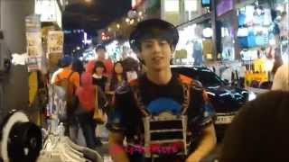 Video [FANCAM] 140609 C-CLOWN ROME (롬) FILMING AT HONGDAE (홍대) download MP3, 3GP, MP4, WEBM, AVI, FLV Desember 2017