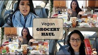 Vegan Grocery Haul & Recipe Ideas | Vlog