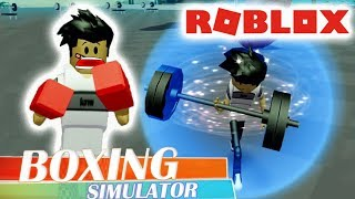 Friday night Boxing - Why do I keep getting knocked out? / Roblox