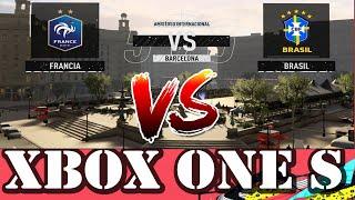 Volta Francia vs Brasil FIFA 20 XBOX ONE