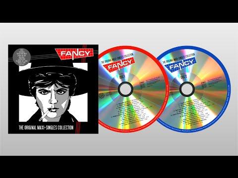 FANCY - The Original Maxi-Singles Collection (Video-Promo)