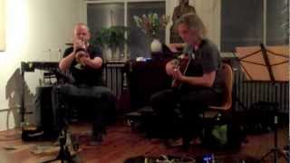 Nate Wooley & Joe Morris @ Village Zendo (Festival of New Trumpet Music) 5-4-12 1/2