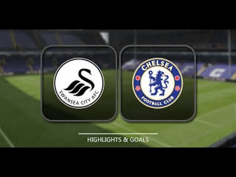 Chelsea Vs Swansea City 3-1 Goals And Highlights 2017 HD