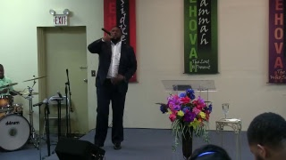 James Strong Live Stream