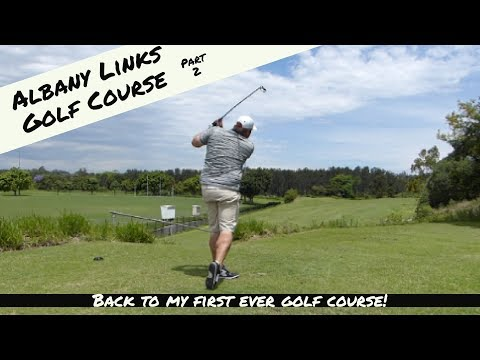 Albany Links Golf Course Vlog - PART 2
