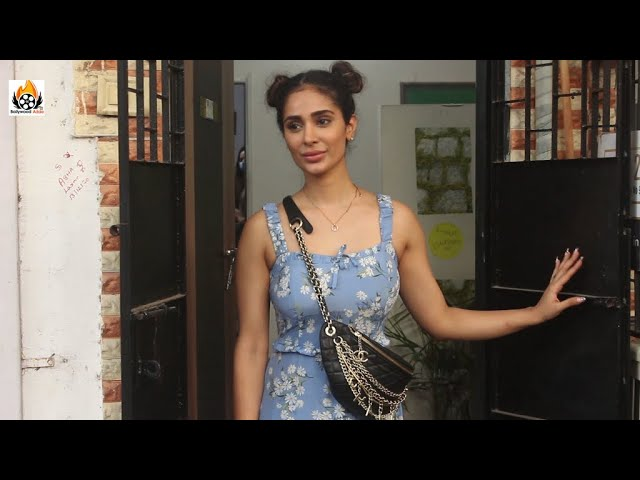 Alankrita Sahai Spotted At Andheri