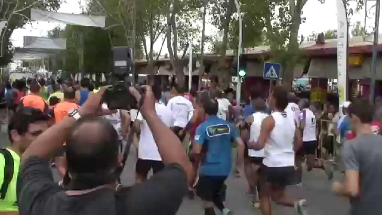 Partida da 38ª Meia Maratona de S. João das Lampas com mais de 700 atletas de todo o país.
