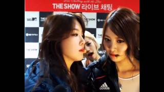 Girls Day Kiss Scene