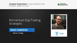 Momentum Day Trading Strategies | Ross Cameron