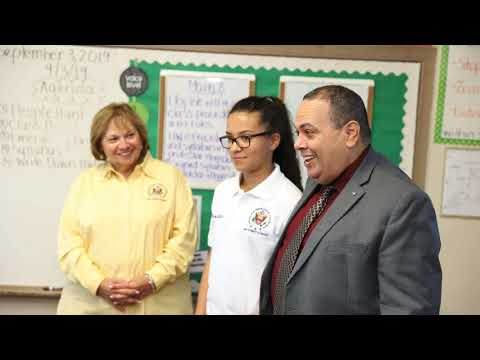 First Day of School 2019 - Newark Board of Education