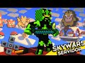 Servidor de SKYWARS - Minecraft PE 0.15.1 (MCPE SERVER 0.15.1)
