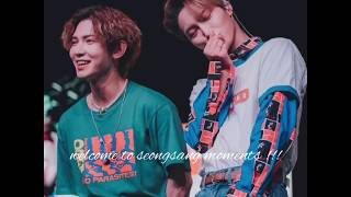 seongsang moments that keep me alive (seonghwa and yeosang moments)