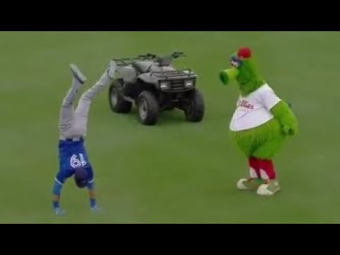 The Morning Rush with Travis Justice and Heather Burnside - Phillies File Lawsuit To Stop The Phanatic From Hitting Free Agency