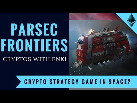 Parsec Frontiers - Crypto Space MMO by Real Game Developer? - Crypto Games
