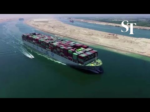 Why is the Suez Canal so important?