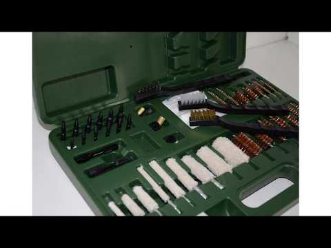Best Universal Gun Cleaning Kit! - Rods, Brushes, Accessories and Supplies!