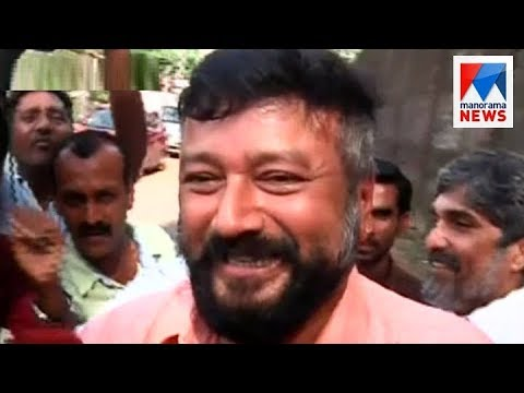 Jayaram visits Dileep in jail | Manorama News