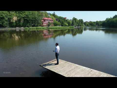 4k Drone, Светлогорск, Отрадное, Майский. Лето 2019 год.