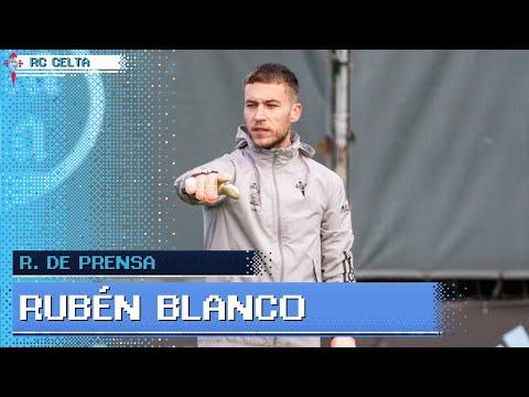 """Rubén Blanco: """"Coudet nos pide intensidad y valentía"""""""