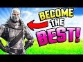 Fortnite - TIPS FOR NEW PLAYERS! Be The Best There Is! ( Save The World PvE Gameplay)