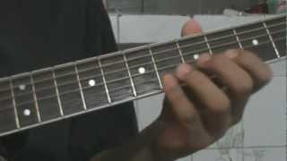Tutorial Guitarra La Canción del Mariachi - Antonio Banderas (1/6)