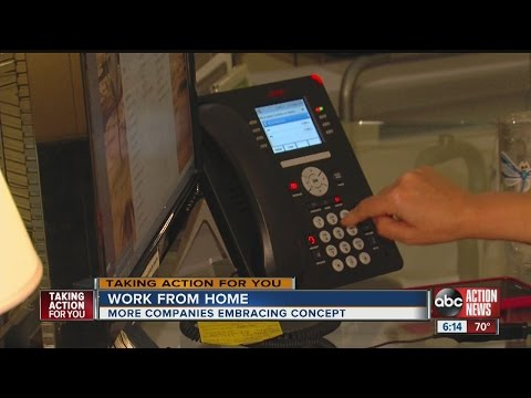 Where To Find Work From Home Jobs In Tampa Bay