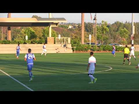 Newport FC vs Long Beach FC |  8.27.2017 | First half