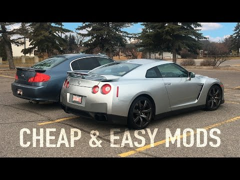 Make ANY Car Look Better – Cheap and Easy Car Mods marty