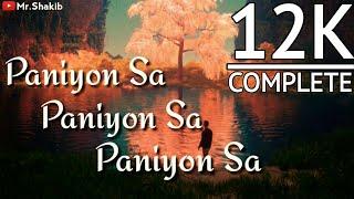 Paniyon Sa Whatsapp Status | Satyamev Jayate | John Abraham | Aisha Sharma | Mr Shakib