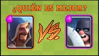 NEW EXECUTTIONER vs WIZARD | Clash Royale Challenge #37