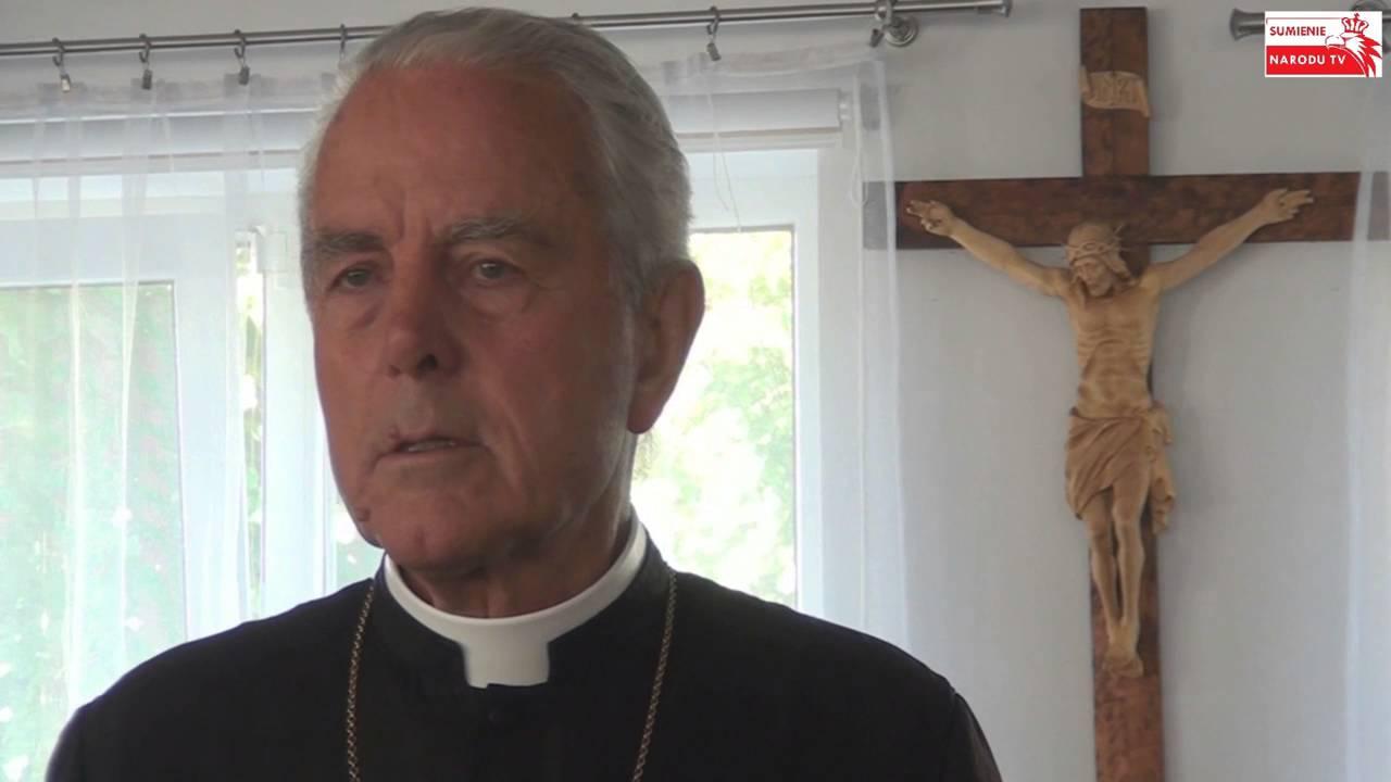Jesteśmy u progu III wojny światowej. Sobó Watykański II to trucizna. Ks. Bp Richard Williamson