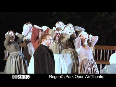 Onstage 2012 Season - Regent's Park Open Air Theatre